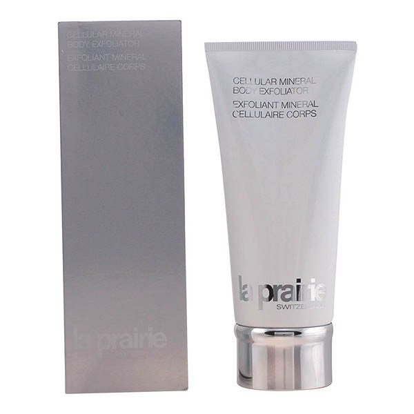 La Prairie - CELLULAR MINERAL body exfoliator 200 ml