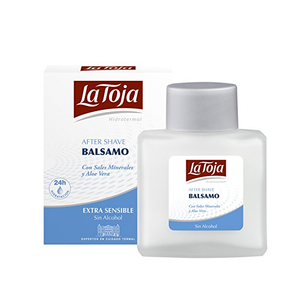La Toja - AFTER SHAVE balm sensitive skin 100 ml