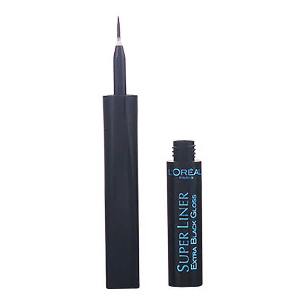 L'Oreal Make Up - SUPERLINER eyeliner carbon gloss