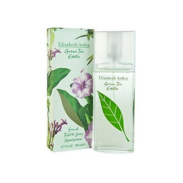 Elizabeth Arden - GREEN TEA EXOTIC edt vaporizador 100 ml