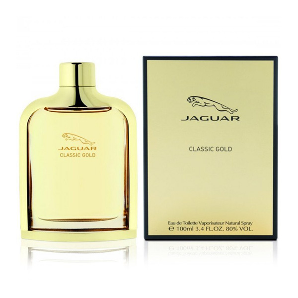 Jaguar - JAGUAR GOLD edt vaporizador 100 ml