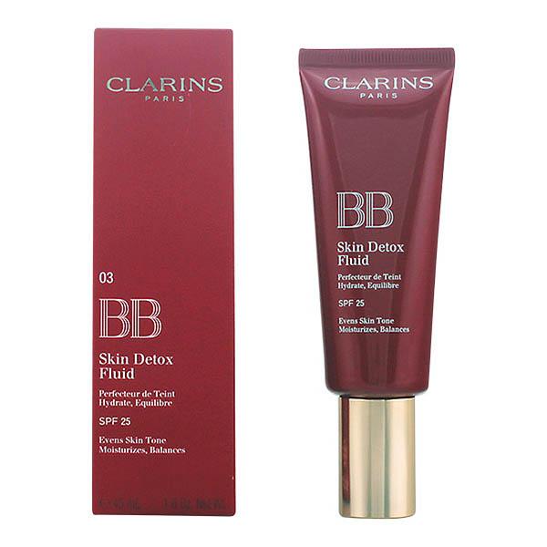 Clarins - BB SKIN DETOX fluid SPF25 03-dark 45 ml 3380810016758  02_S0503475
