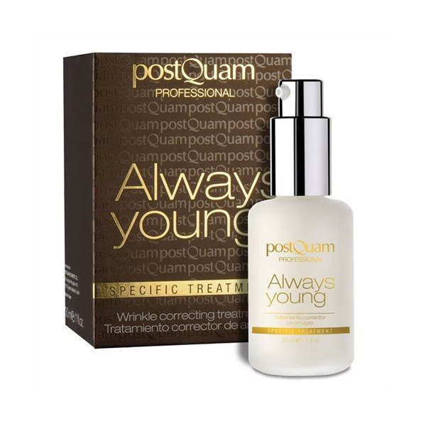 Postquam - ALWAYS YOUNG wrinkle correcting treatment 30 ml