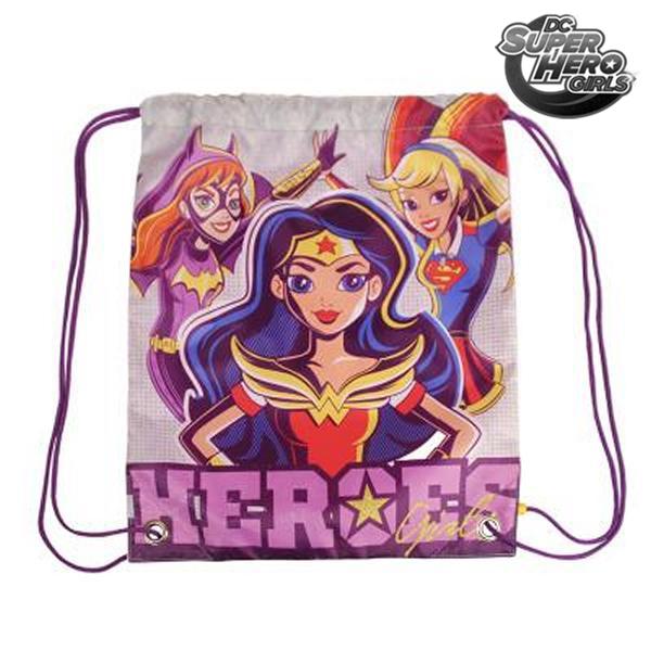 Nahrbtnik s trakovi DC Super Hero Girls 054
