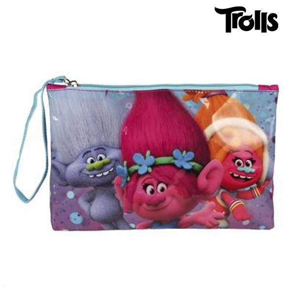 Toaletna torbica za otroke Trolls 214