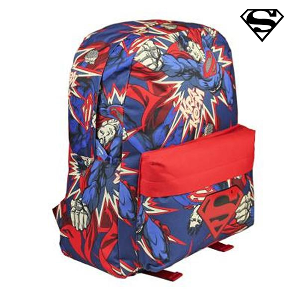 Mochila Escolar Superman 341