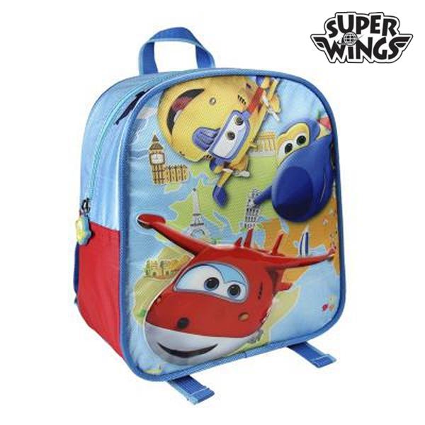 Mochila Infantil Super Wings 272