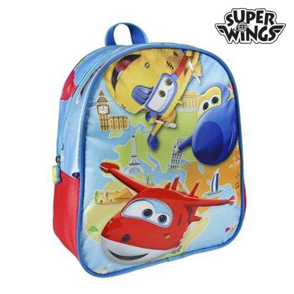 Mochila Infantil Super Wings 302