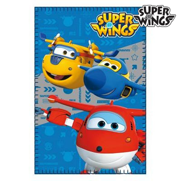 Odeja iz flisa Super Wings 587