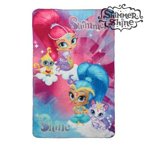 Odeja iz flisa Shimmer and Shine 662