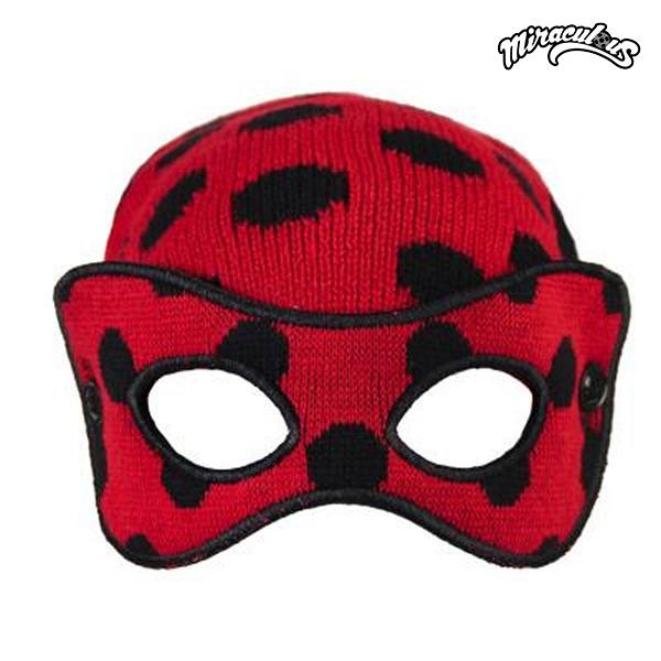 Otroška kapa z masko Lady Bug 515