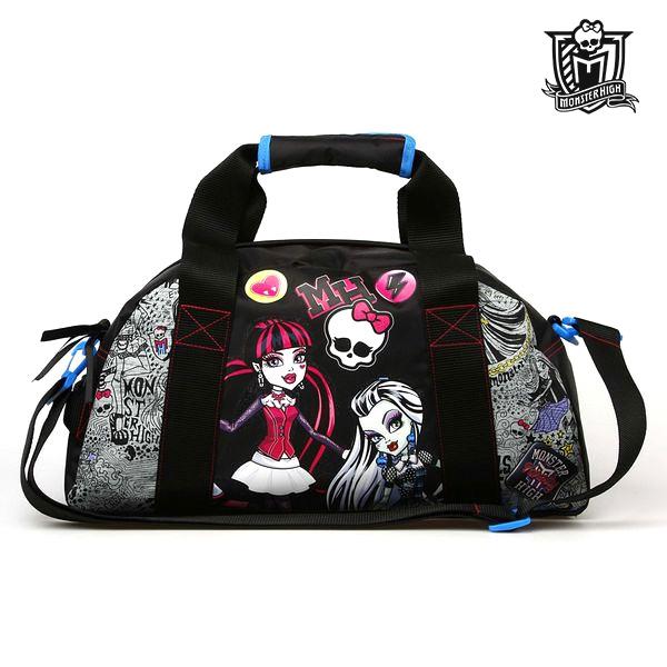 Sport és Utazó Táska Monster High 5578