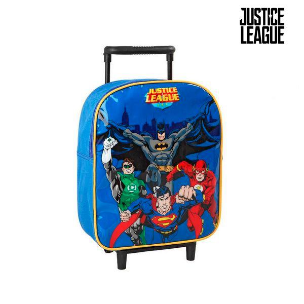 Iskolatáska Kerekekkel Justice League 1608