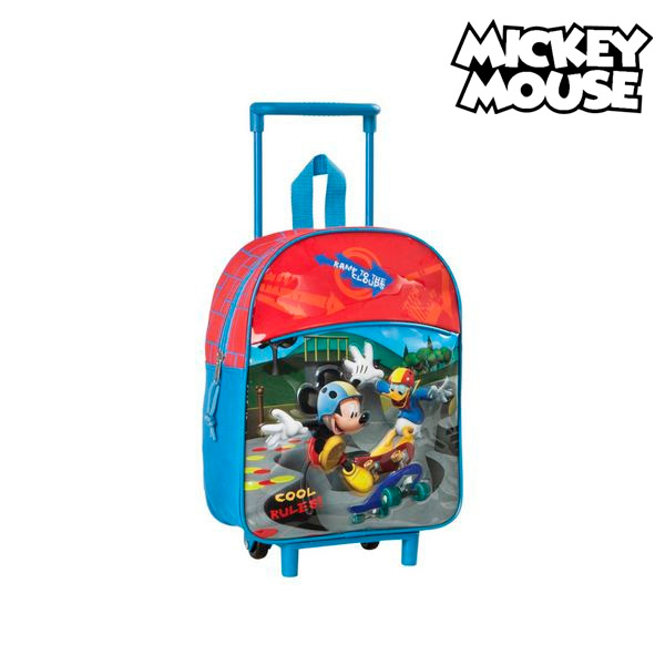 Iskolatáska Kerekekkel Mickey Mouse 4995