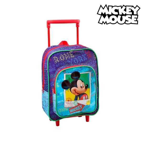 Iskolatáska Kerekekkel Mickey Mouse 1827