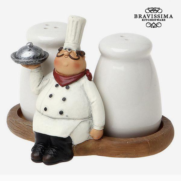 Só és bors készlet  Bravissima Kitchen 8861 (2 pcs)