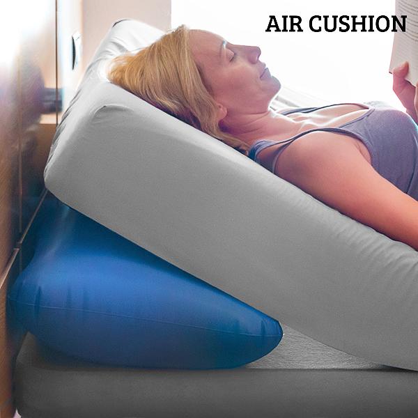 Air Cushion Felfújható Kiegyenlítő Párna Matrachoz