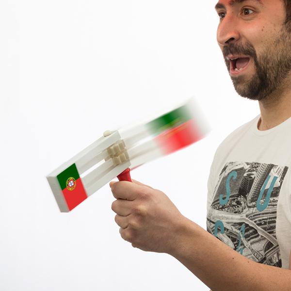 Portugál Zászló Kereplő