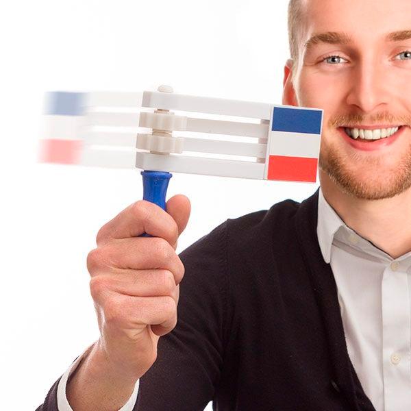 Francia Zászló Kereplő