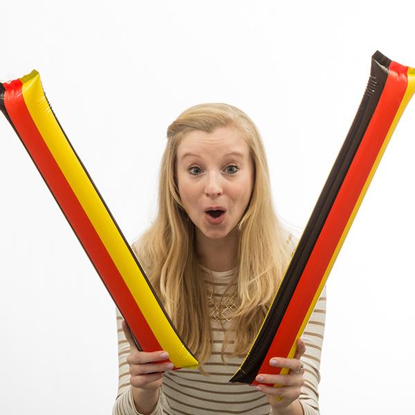 Német Zászló Tapsoló