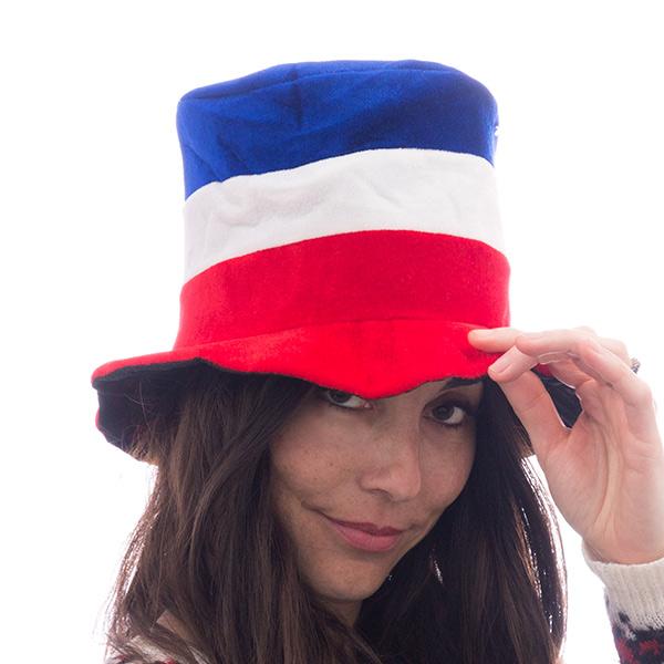 Francia Zászló Kalap