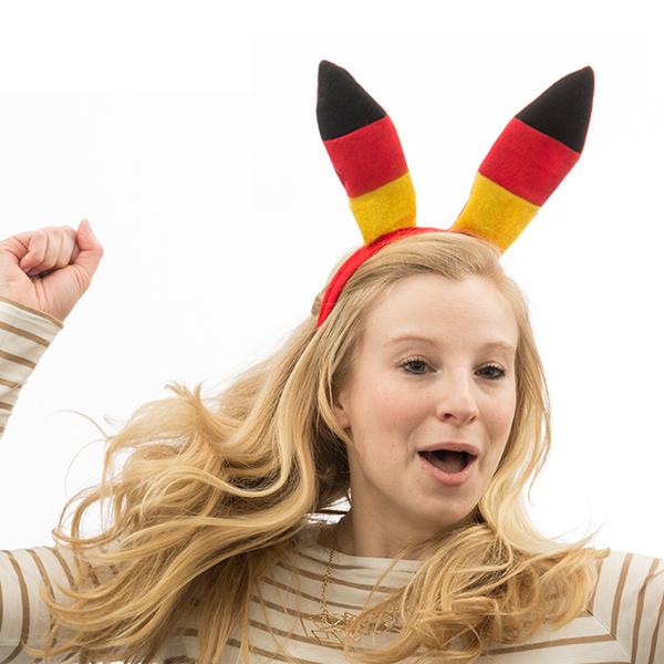 Német Zászló Fejpánt