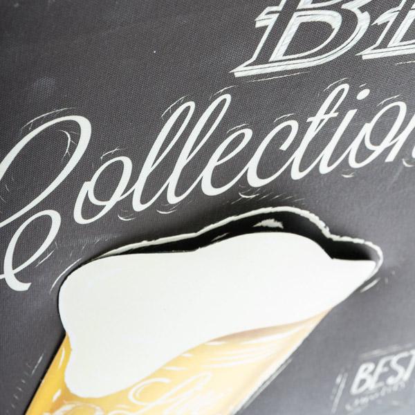 Beer Collection Vászonkép