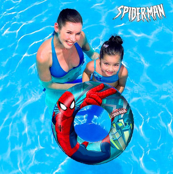 Napihljiv Obroč Spiderman