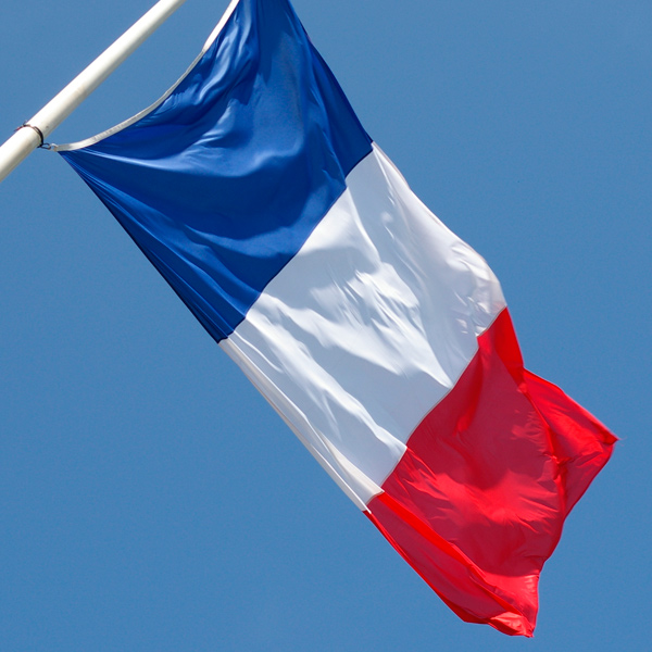 Francia Zászló (150 x 90 cm)