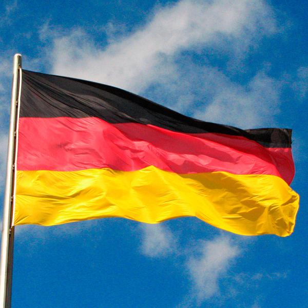 Német Zászló (150 x 90 cm)