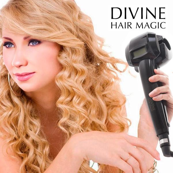 Friseur de cheveux Magic Twists