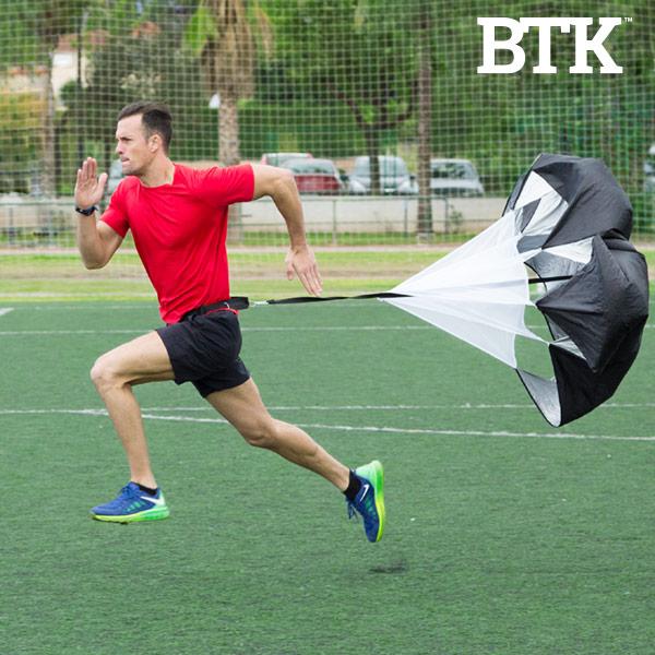 Parachute de Résistance pour l'Entrainement BTK