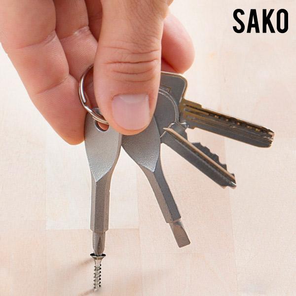 Obesek za Ključe-Izvijač SAKO