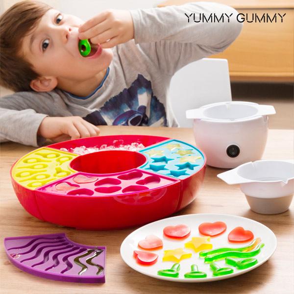 Macchina per Fare le Caramelle Gommose Yummy Gummy 40W 4899888111498  02_V0100149