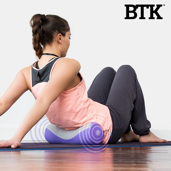 Masajeador Vibro Yoga Roll BTK (1)