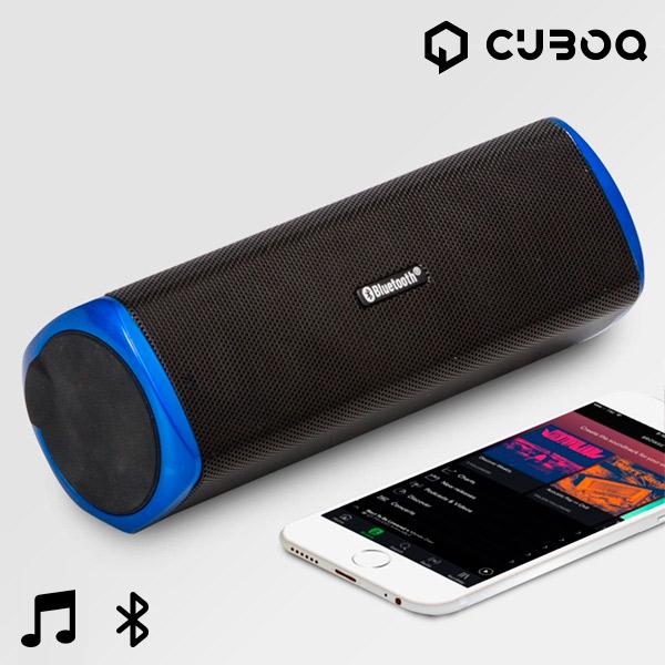 Altoparlanti Bluetooth CuboQ Power Bank 4899888111580  02_V0100163
