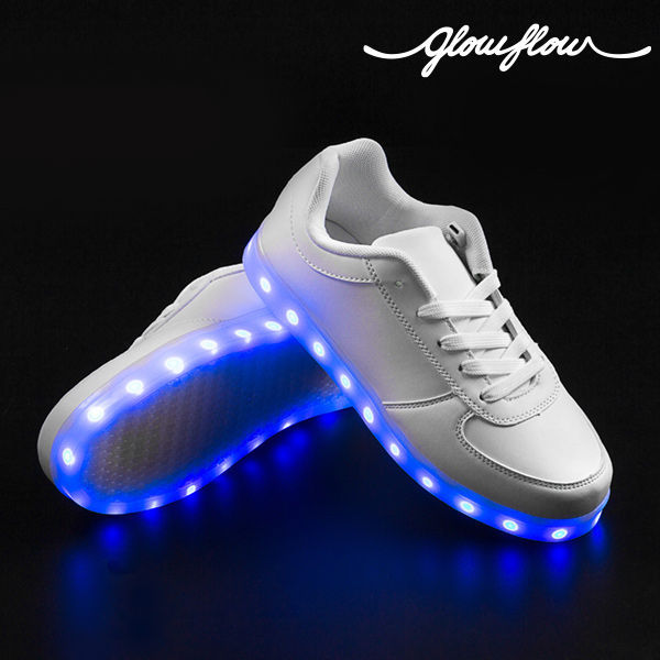 Zapatillas Deportivas con LED GlowFlow (36 - )