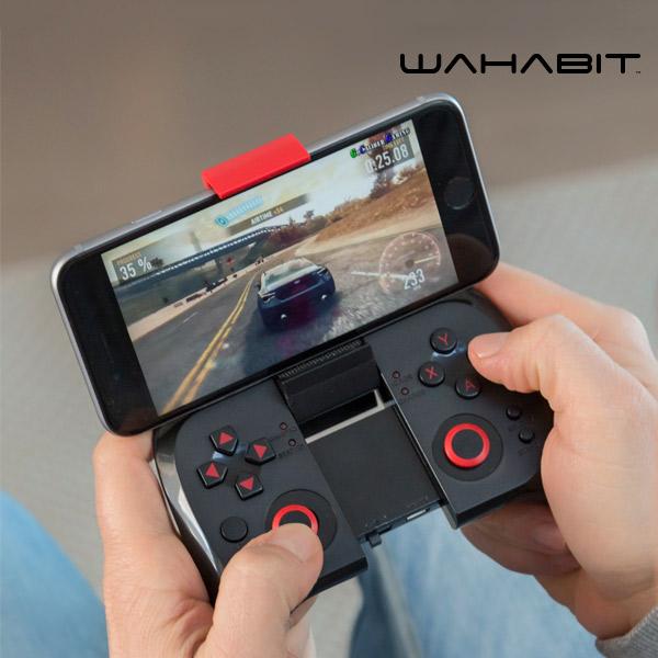 Gamepad Bluetooth para Smartphone Wahabit BG-Pocket