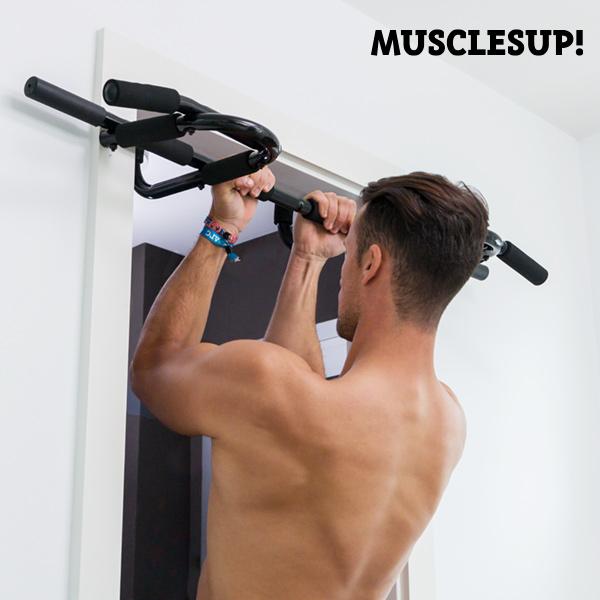 Muscles Up! Pro Húzódzkodó és Edző Rúd
