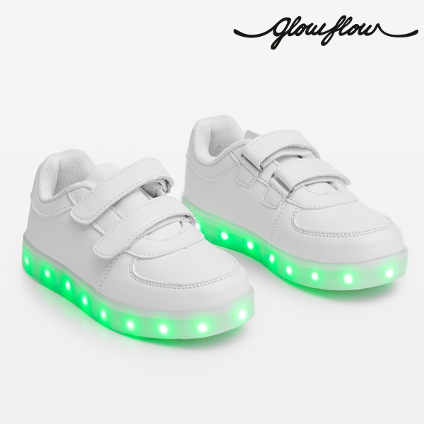 GlowFlow Kids LED Gyerek Sportcipő