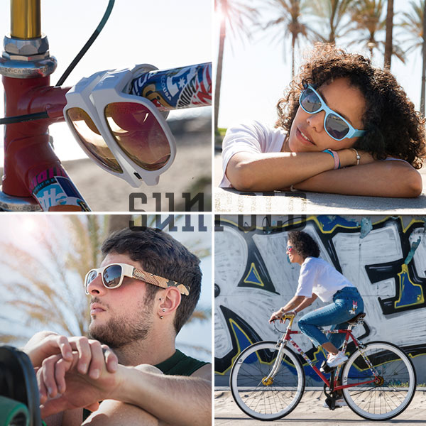 Összecsukható napszemüveg Sunfold TR6