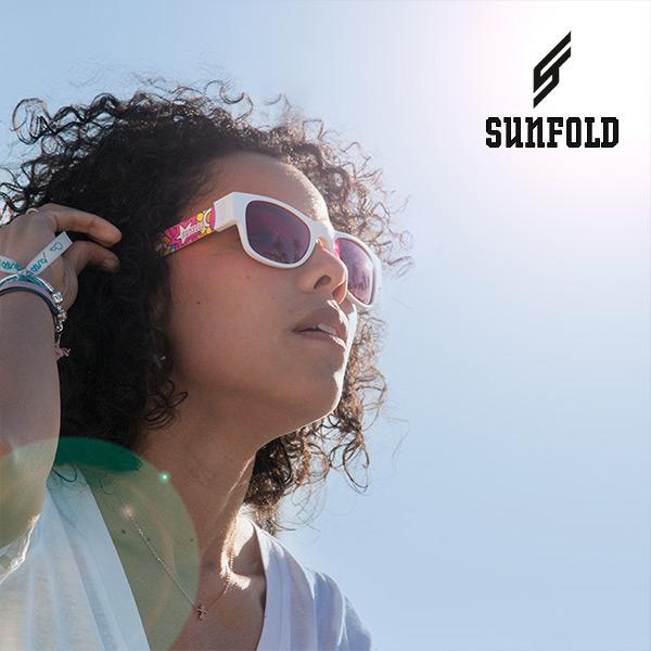 Összecsukható napszemüveg Sunfold TR4