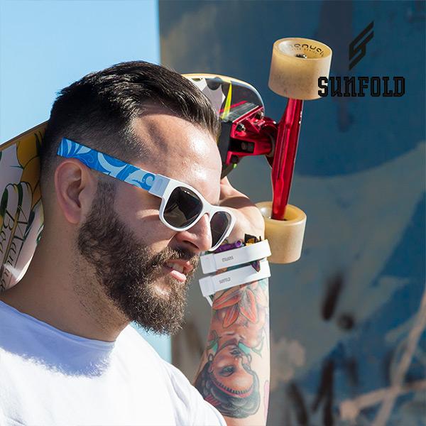 Összecsukható napszemüveg Sunfold ST3