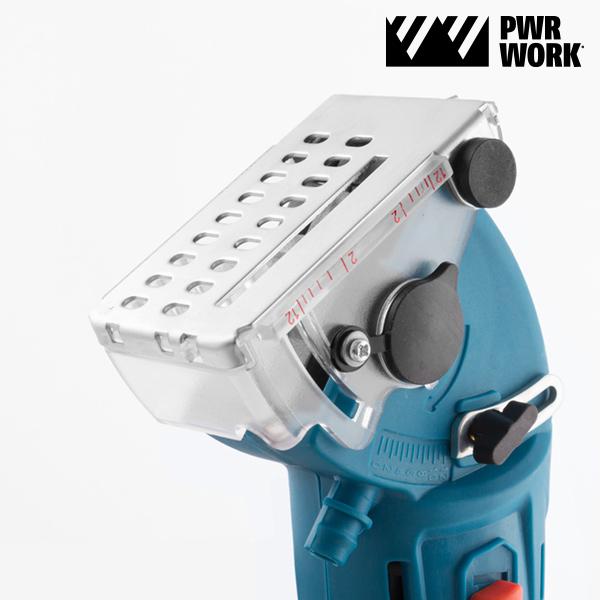 PWR WORK All·Materials Mini Saw Kompakt Körfűrész