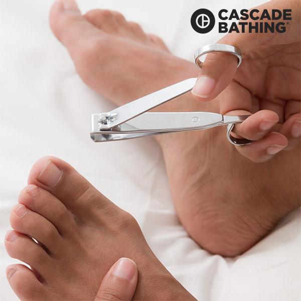 Perfect Scissor·Clip Összecsukható Olló/Körömcsipesz (2 darabos)