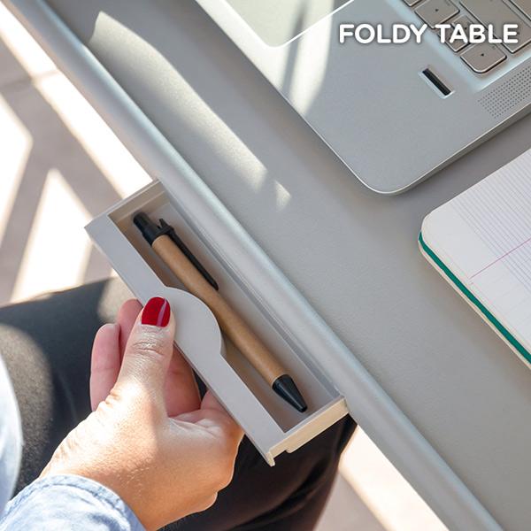 Foldy Table B Összecsukható Asztal Erkélyre