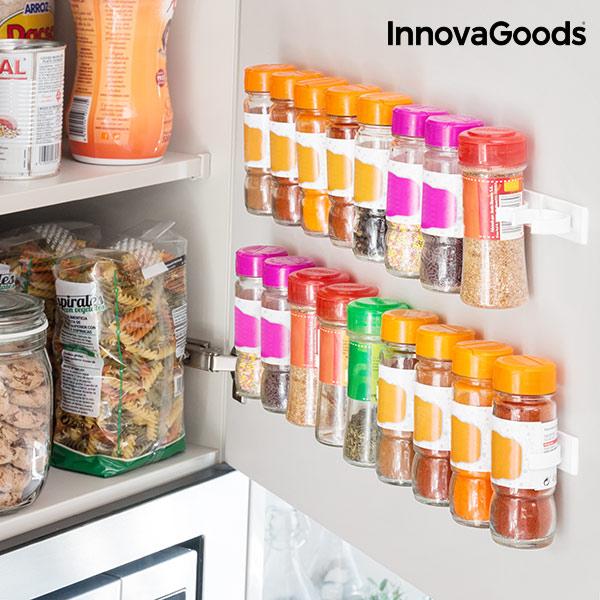 InnovaGoods Ragasztható és Alakítható Fűszertartó