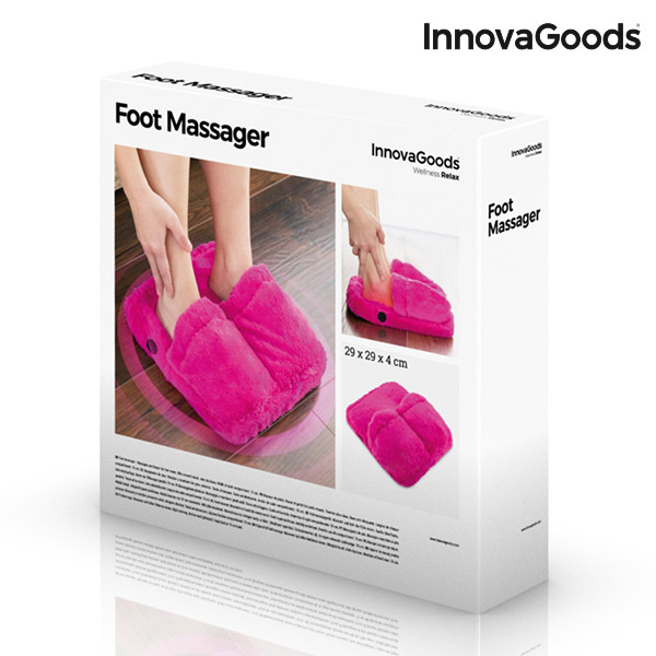Masajeador de Pies InnovaGoods (5)