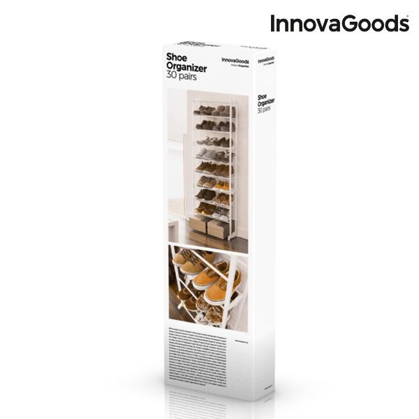 InnovaGoods Cipősszekrény (30 Pár)