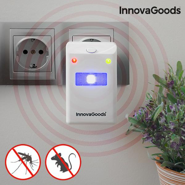 InnovaGoods LED Otthoni Rovar és Rágcsálóírtó
